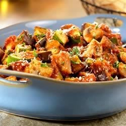 Roasted Vegetable Ratatouille Recipe