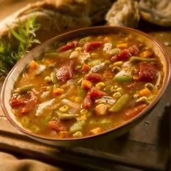 Photo of Chicken Tarragon Soup by DEL MONTE®