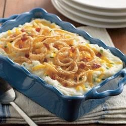 Photo of Mashed Potato Casserole by Daisy Brand