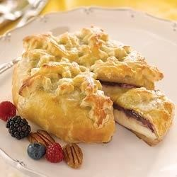 Photo of Triple Berry Baked Brie by Smucker's® Orchard's Finest™