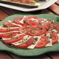 Photo of Tomato Mozzarella Salad by Concetta  Maranto Skenfield