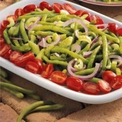 Photo of Green Bean and Tomato Salad by Diane  Hixon