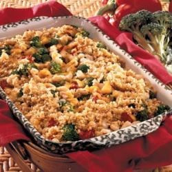 Photo of Broccoli Bean Bake by Valerie  McInroy