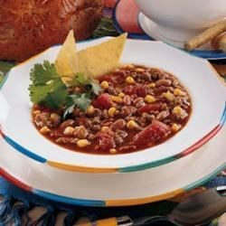Photo of Simple Taco Soup by Glenda  Taylor
