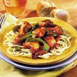 Photo of Italian Chicken and Peppers for a Crowd by Campbell's Kitchen