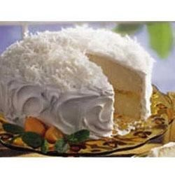 Ambrosia Cake from Betty's Kitchen(R) Recipe