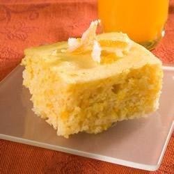 Orange Zest Cake Recipe