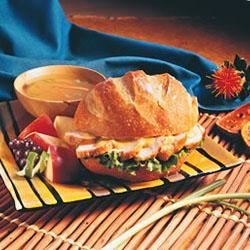 Orient Express Chicken Sandwiches Recipe