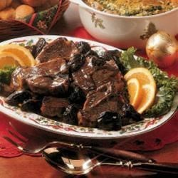 Photo of Lamb Chops with Prunes by Margaret  Pache