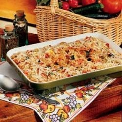Photo of Garden Casserole by Phyllis  Hickey