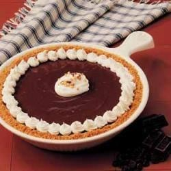 Photo of Upstate Chocolate Peanut Butter Pie by Kim  Scott