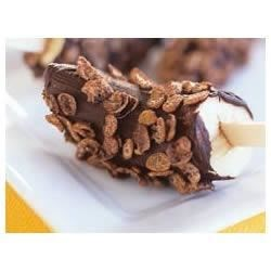 Frozen Banana Treats Recipe