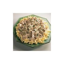 One-Dish Beef Stroganoff Recipe