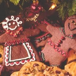 Chocolate Gingerbread Boys And Girls Recipe
