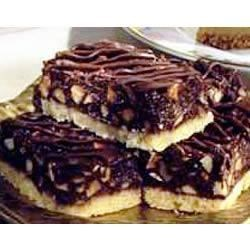 Chocolate Almond Bars Recipe