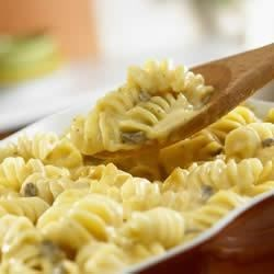 3-Cheese Pasta Bake Recipe