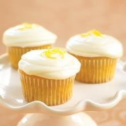 Photo of Lemon-Cream Cheese Cupcakes by Philadelphia Cream Cheese