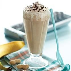 Photo of Banana-Peanut Butter Smoothies by Jif®