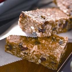 Peanut Butter Trail Bars Recipe