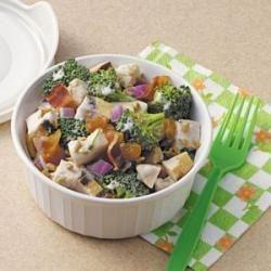 Photo of Broccoli Chicken Salad by Susan Blades