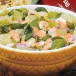 Photo of Greens 'n' Grapefruit Salad by Patty  Kile