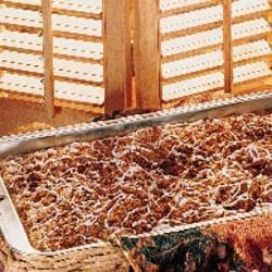 Photo of Graham Streusel Coffee Cake by Blanche Whytsell