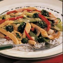 Photo of Sesame Chicken Stir-Fry by Michelle  McWilliams