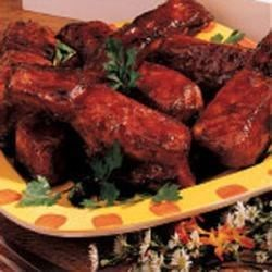 Photo of Honey Baked Ribs by Marge  Tubbs