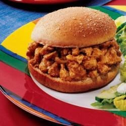 Photo of Turkey Sloppy Joes by Sue Ann O'Buck
