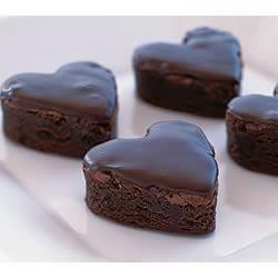 BAKER'S Chocolate and Mocha Sweethearts Recipe