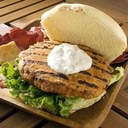 Thai Chicken Burgers Recipe