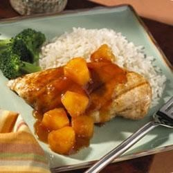 Sweet 'n Sour Glazed Chicken