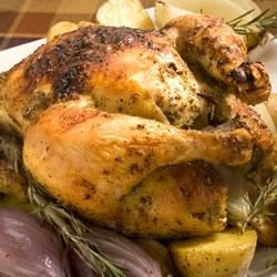 Photo of Roasted Herb Chicken by Pam Anderson