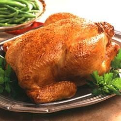 Oven-Roasted Chicken Recipe