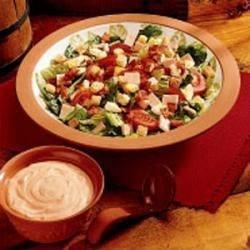 Photo of Club Sandwich Salad by Karen  Dolan