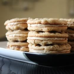 Oatmeal Peanut Butter Cookies III Recipe