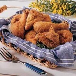 Photo of Crispy Baked Chicken by Karen Wingate