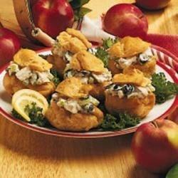 Photo of Chicken Salad Puffs by Marlys  Benning
