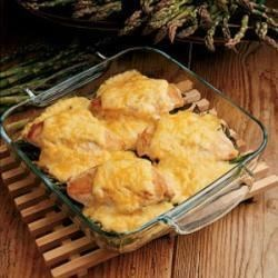 Photo of Saucy Chicken and Asparagus by Vicki  Schlechter
