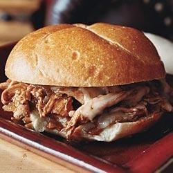 Photo of Pulled Chicken Sandwiches by Every Day with Rachael Ray