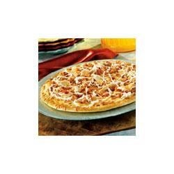 Chicken Ranch Pizza with Bacon Recipe