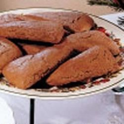 Photo of Gingerbread Scones by David  Bostedt