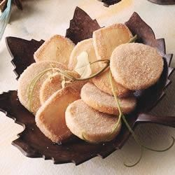 Melt-in-your Mouth Shortbread Cookies Recipe