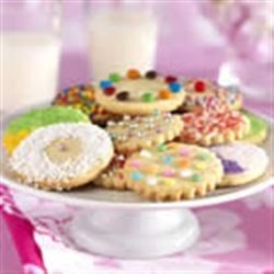 Sweet As Sugar Cookies Recipe