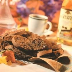 Filippo Berio Double Chocolate Biscotti Recipe