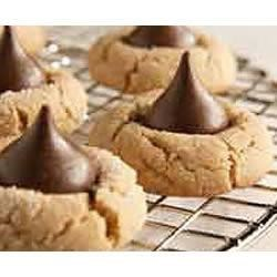 PLANTERS(R) Peanut Blossoms Recipe