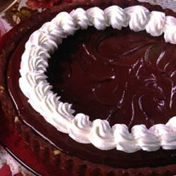 Chocolate Truffle Tart Recipe