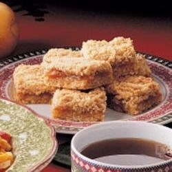 Photo of Oatmeal Apricot Squares by Veronica  Roza