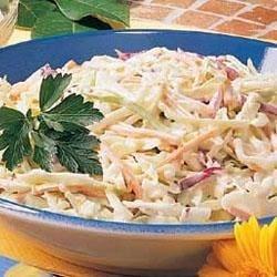 Photo of Taste of Home's Creamy Coleslaw by Taste of Home