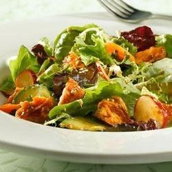 Photo of Asian Salmon Salad by Heinz